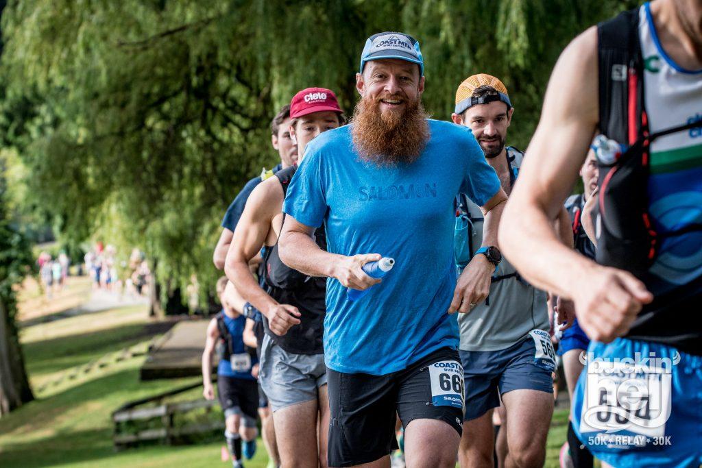 Garry Robbins je zakladateľ Bucking Hell Ultra maratónu