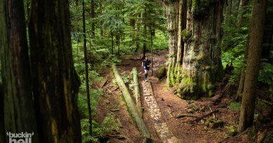 Bucking Hell | Kanadský ultramaratón