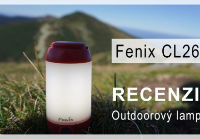 Fenix CL26R je nabíjateľný kemping lampáš | Outdoor recenzia