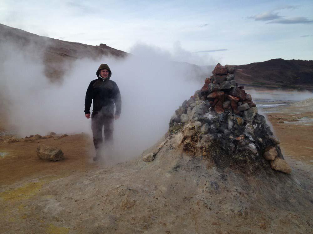 Merino bunda Gorazd na islande od Black hill outdoor aj nohavice Gorazd, výborne proti nachladnutiu a mokrému chrbátu