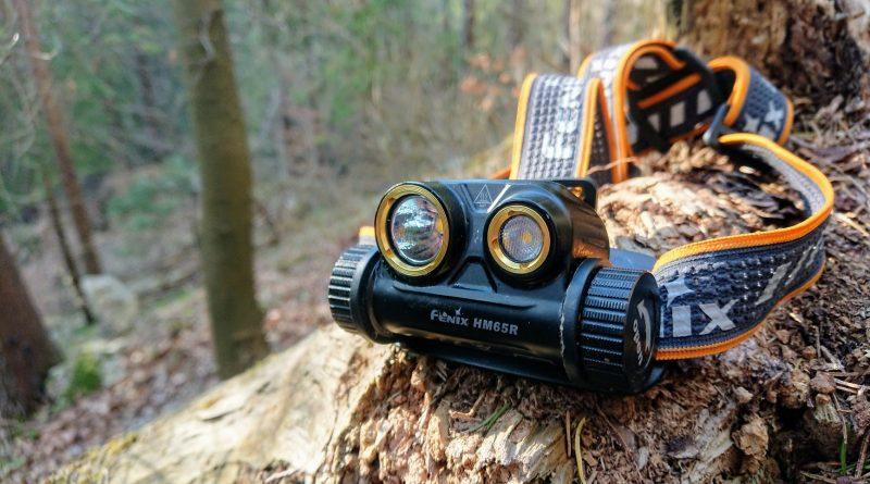 Čelovka Fenix HM65R| Outdoor recenzia
