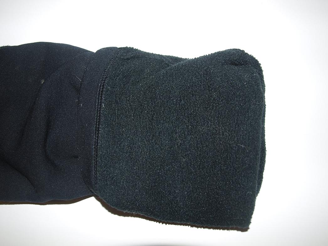 Vnútorný fleece poskytuje tepelný komfort a zároveň odvádza vlhkosť