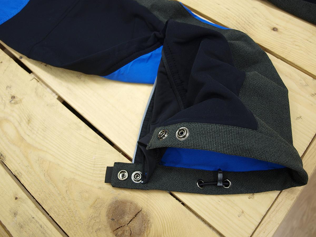 Skitouringové nohavice Cascade plus od DirectAlpine, rozopínacie členky