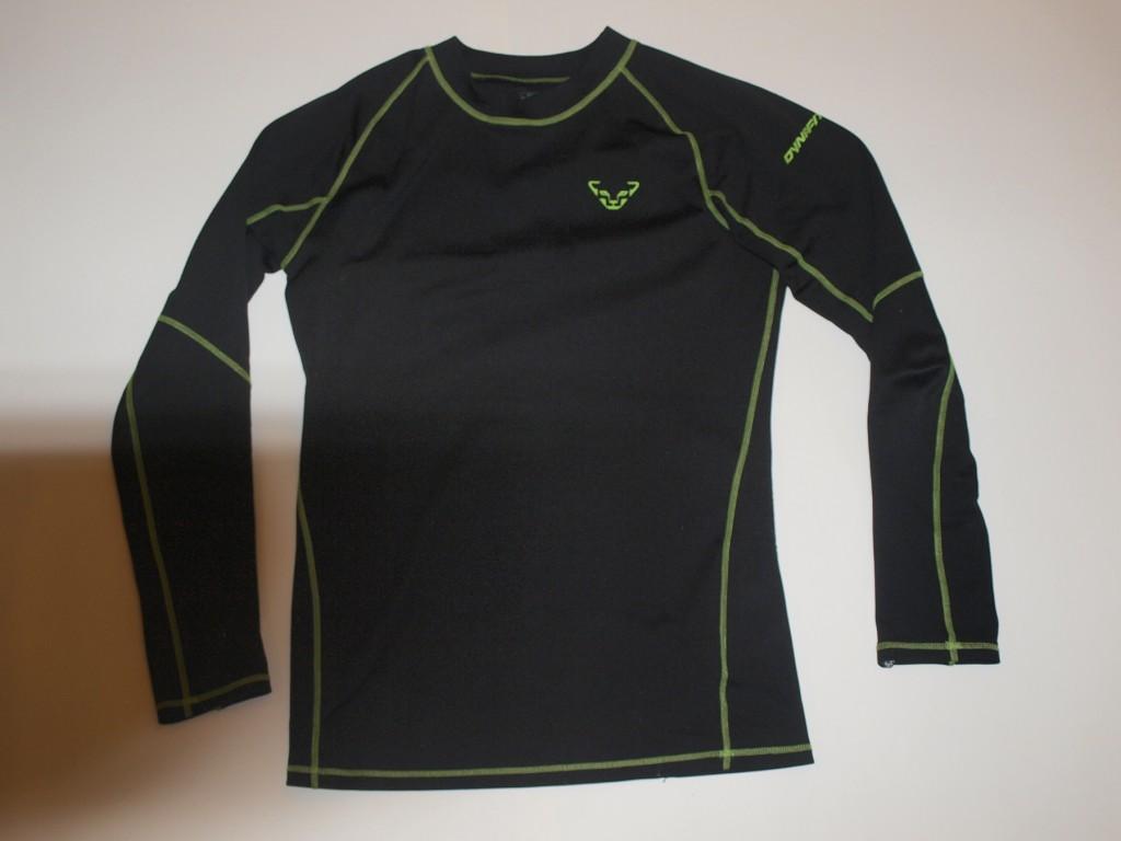 Dynafit merino tričko, zimná bežecká výbava