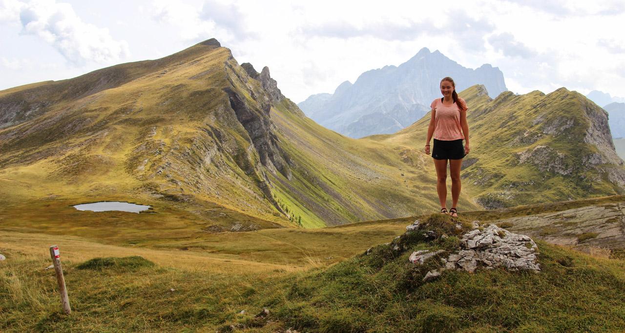 Monte Mondeval, Dolomity