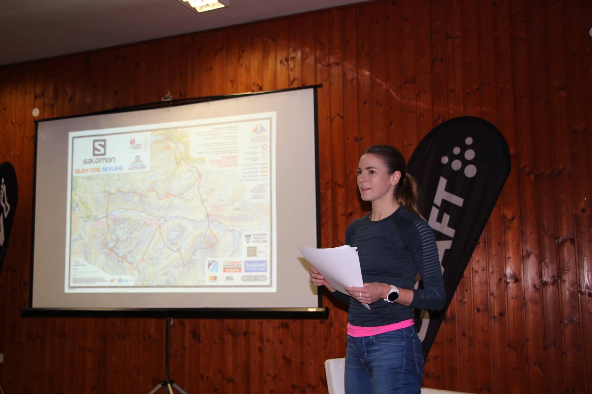 inov 8 trail run festival Zuzana Bartasova