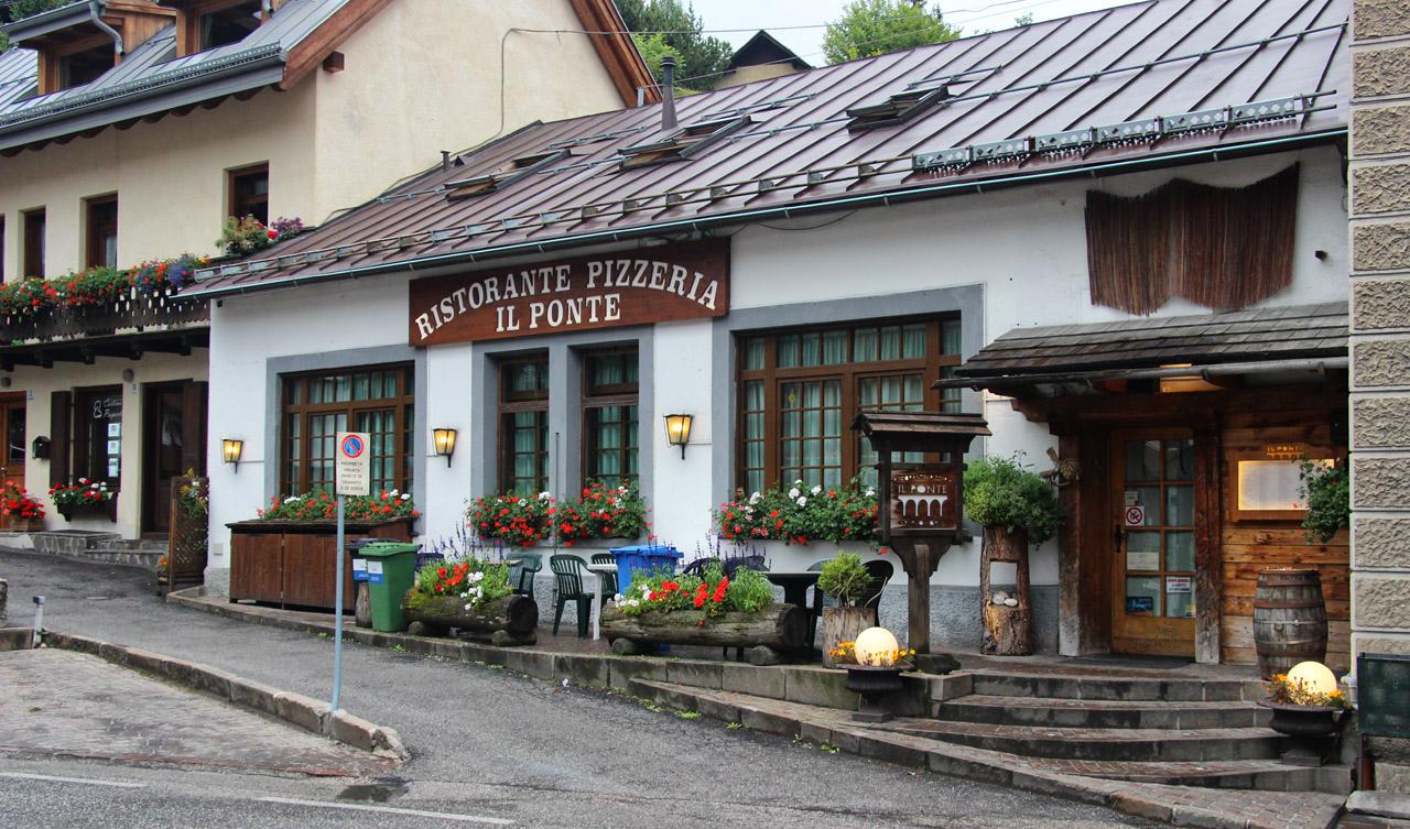Ristorante Pizzeria Il Ponte, Cortina d'Ampezzo