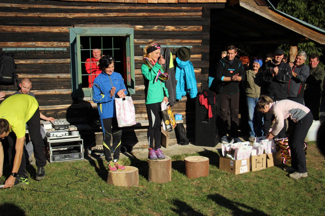 Vyhodnotenie behu na Minčol 2015 - ženy