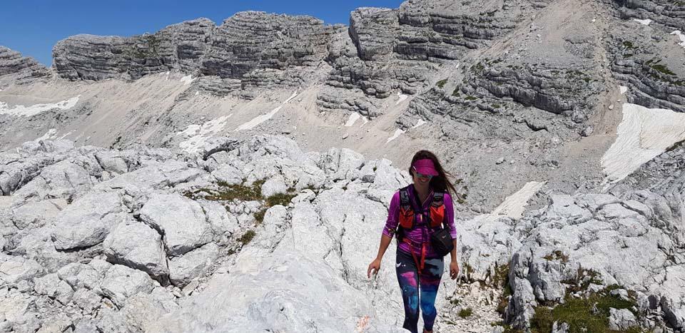Julské Alpy, Slovinsko: výhľady nás obklopovali