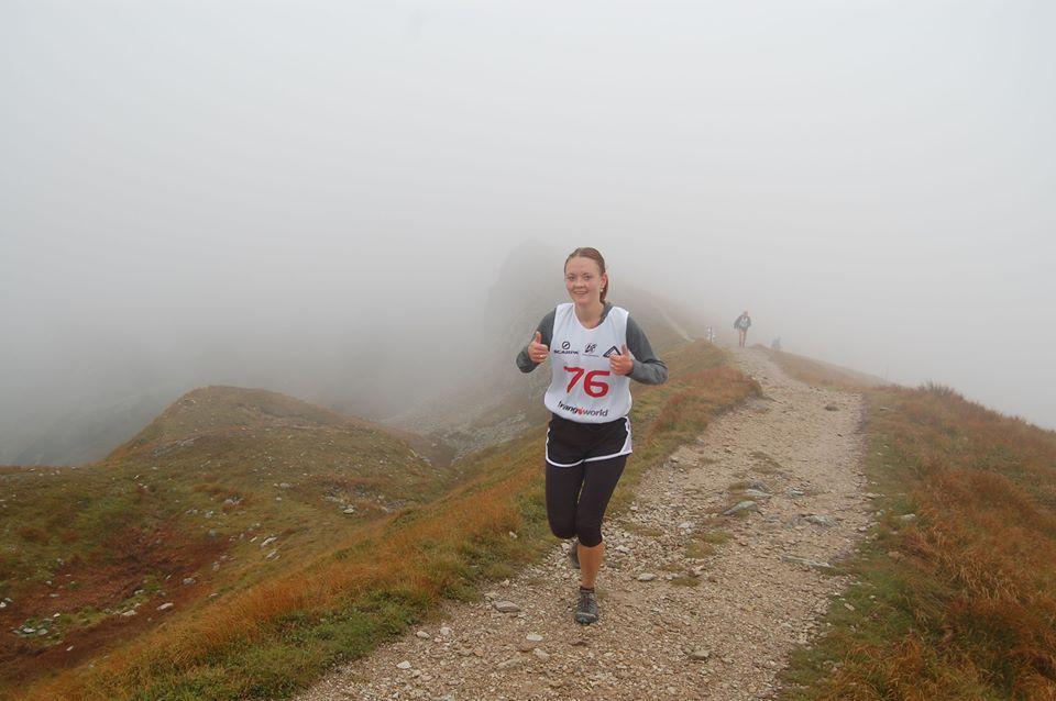 Mohla som sa  spoľahnúť na Inov-8 Roclite 268 aj v mokrom teréne počas Vysokohorského behu cez Klin (cca 22 km a 1350 výškových), kde sa striedalo blato, mokrá tráva aj mokré skaly