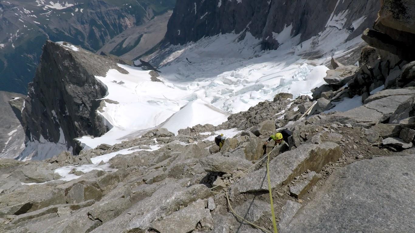 Innominata integrale a horolezectvo ako sa patrí