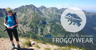 FROGGYWEAR Handmade Apparel Made in Slovakia