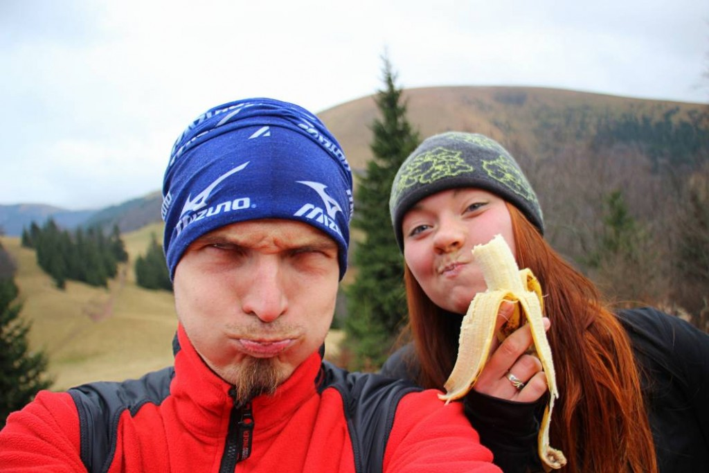 FatraRun 2014: Banány v cieli chutili skvelo