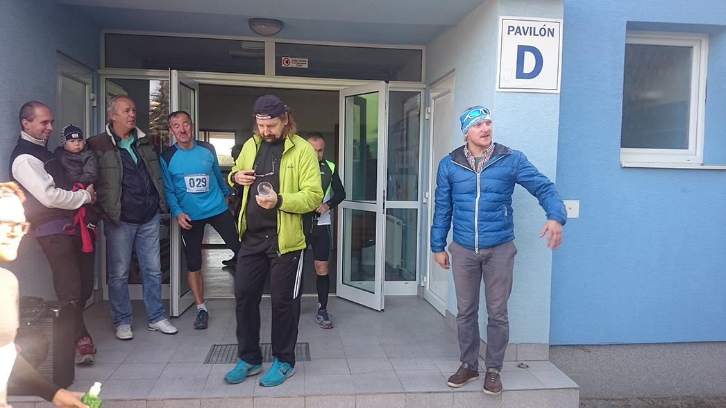 Beh cez Vápeč 2015 organizačné pokyny