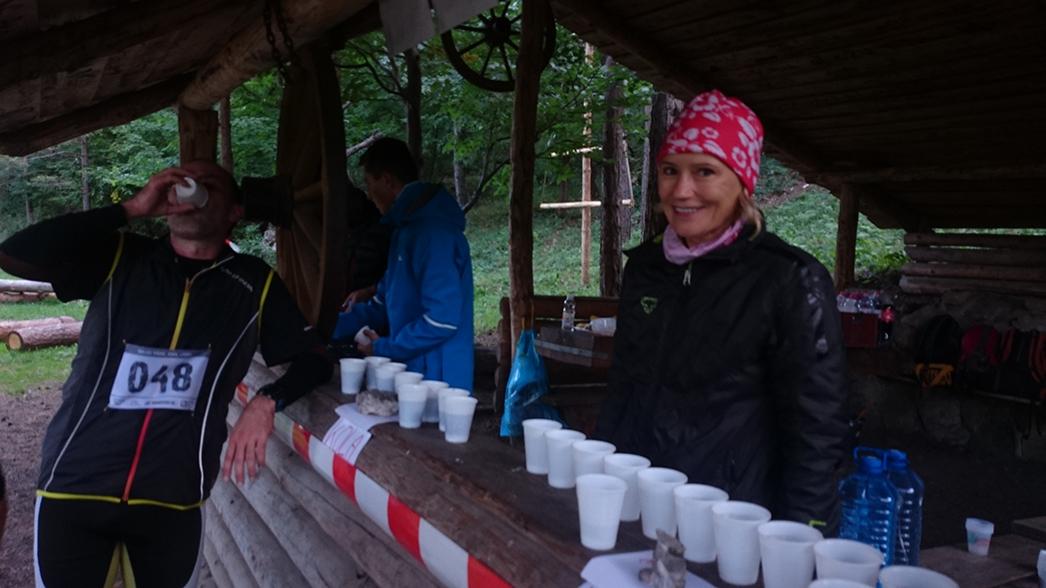 Beh cez Vápeč 2015 a občerstovačka ako má byť