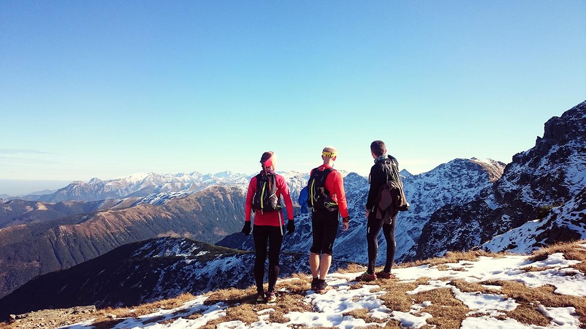 Výhľady na začiatok Západných Tatier