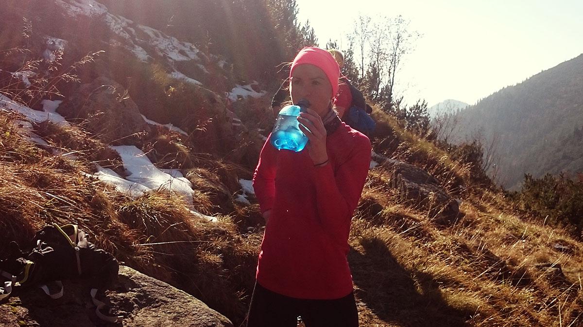 zdroj vody pod Salatínom, Hlboká dolina, Západné Tatry