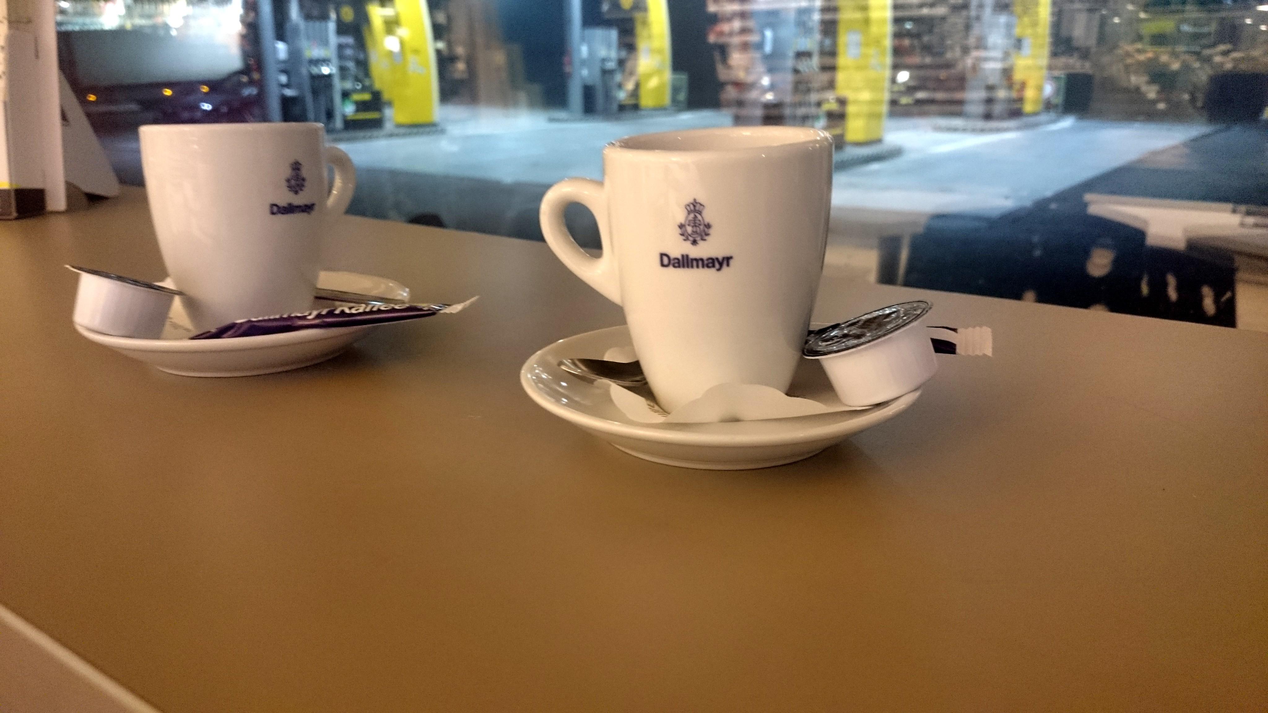 Kávička je tiež good pred lezením ak nie je zelený čaj