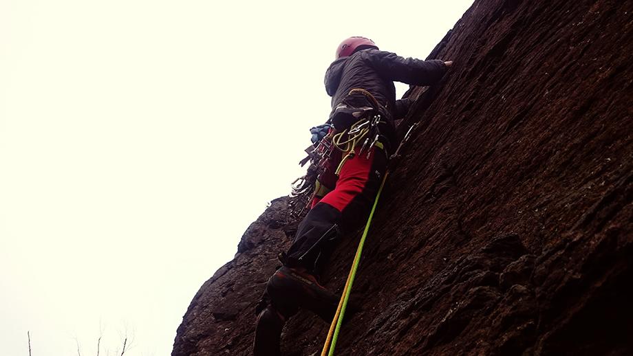 Marek lezie druhú dĺžku FitFiriť