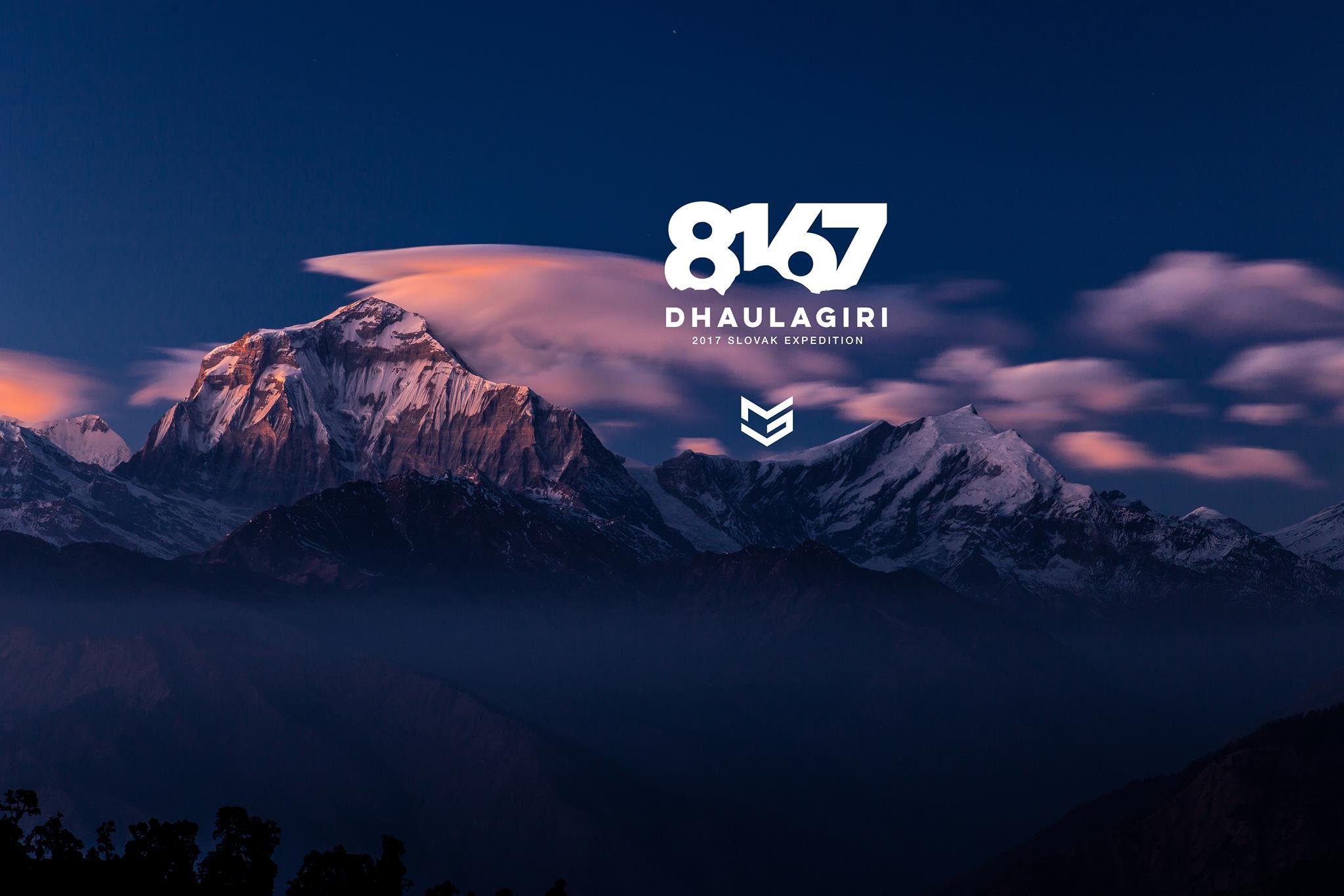 Expresky z hôr 52 - DHAULAGIRI 2017 Slovak Expedition, zdroj: FB page Michal Gabriž