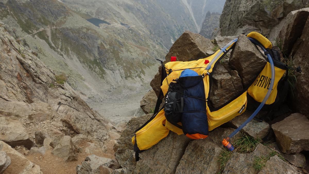 Grivel Mountain Runner Light 5l testovanie vo Vysokých Tatrách, Recenzia