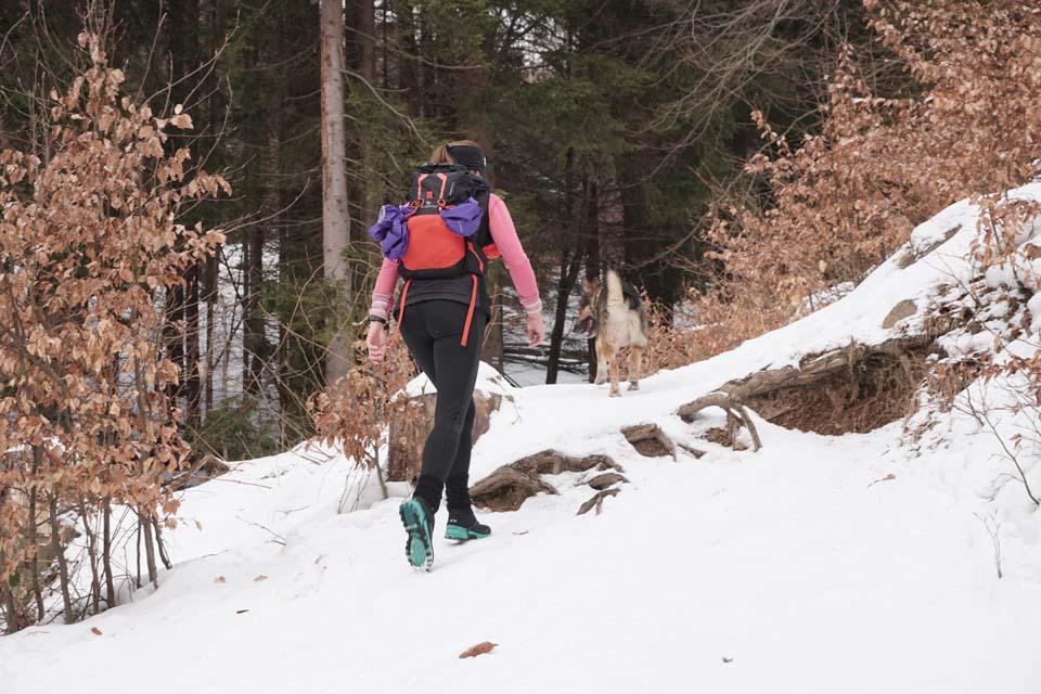 Ferrino Dry Run 12 - nepremokavý bežecký ruksak