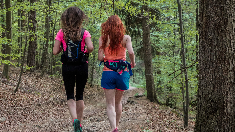 Behať vo dvojici znamená vzájmne sa motivovať a inšpirovať