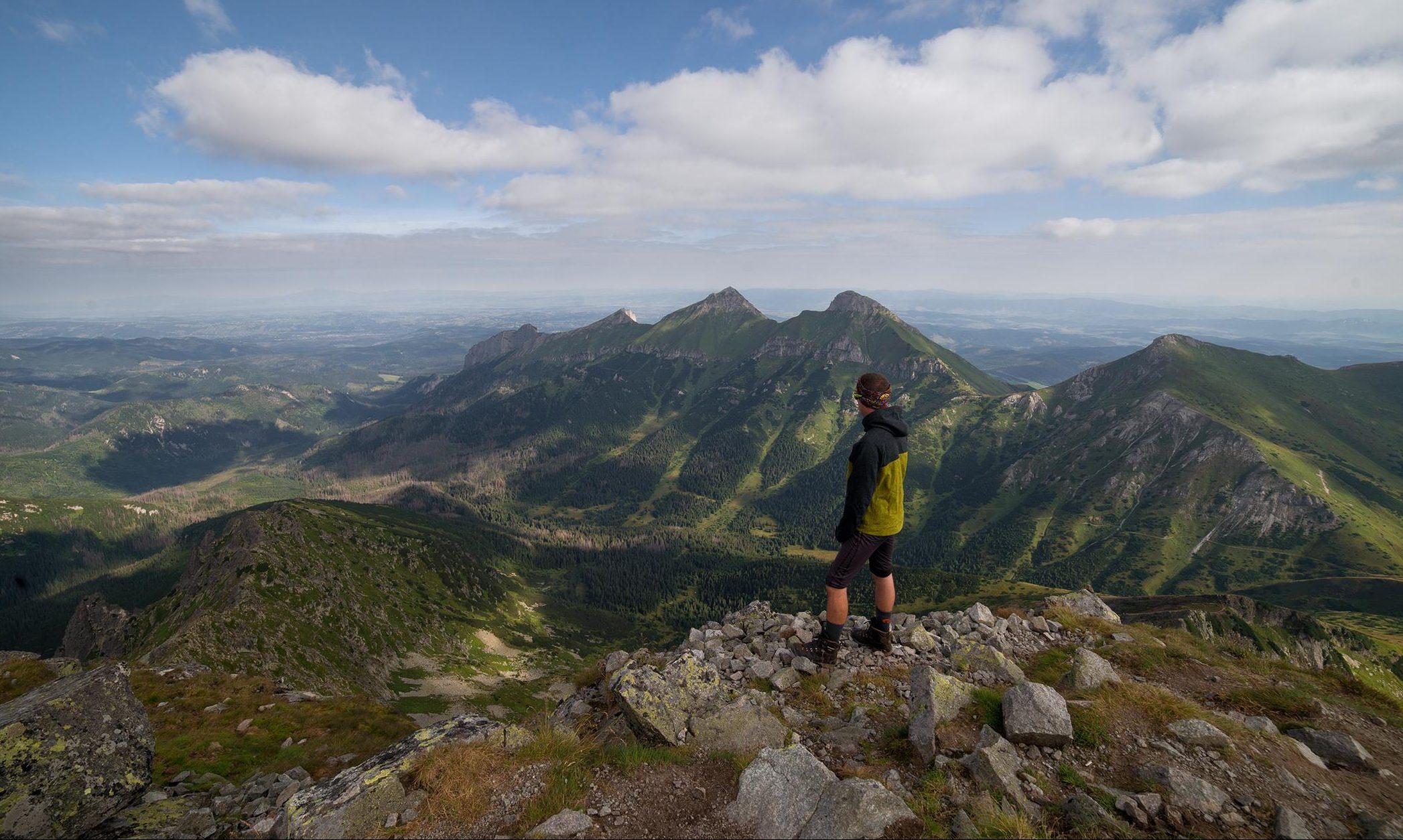 Pánska bunda Forester od Black hill outdoor vo Vysokých Tatrách