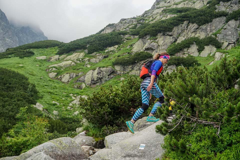 Športové legíny Ayola Sportswear vo Vysokých Tatrách