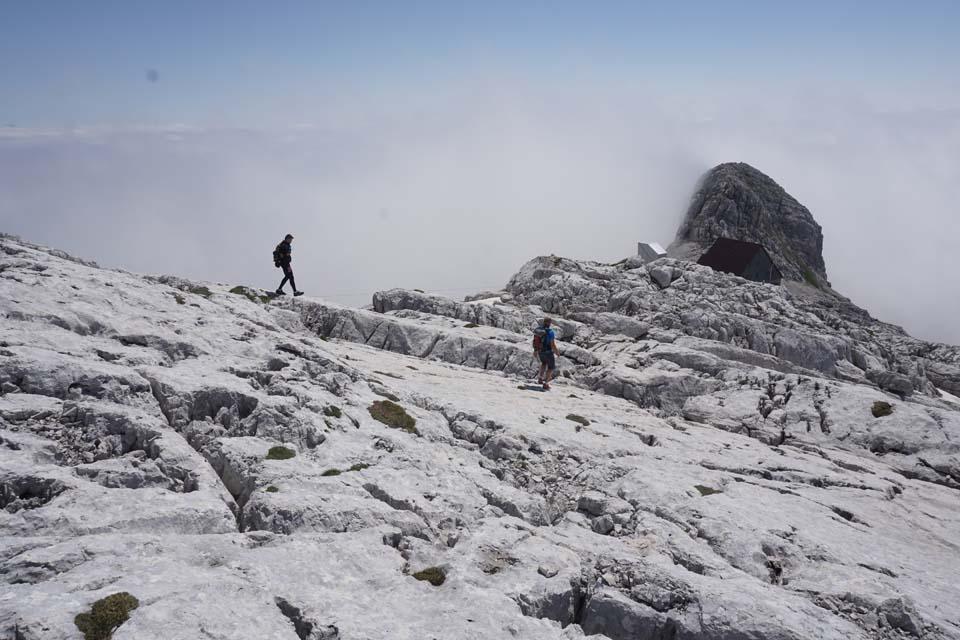 Julské Alpy, Slovinsko: cestou necestou