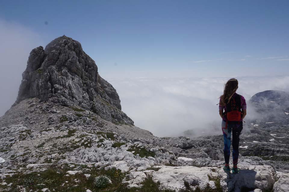 Julské Alpy, Slovinsko: výhľady