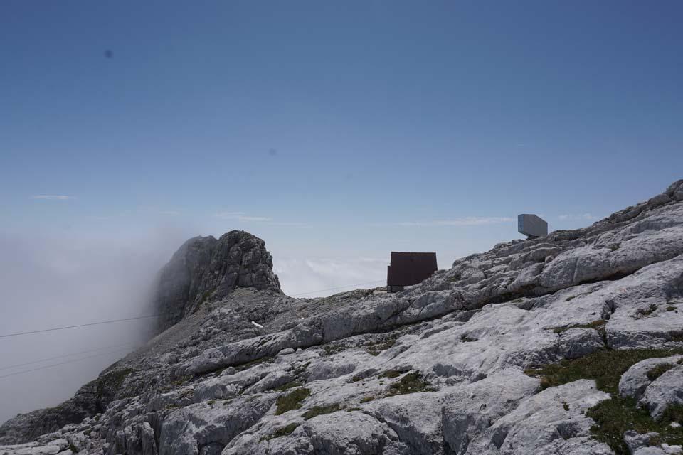 Julské Alpy, Slovinsko: Chata Petra Skalarja
