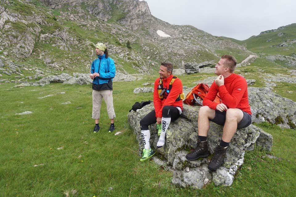 Pauzička Najvyšší vrch Kosova - Djeravica 2656 m.