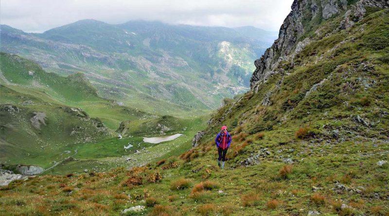 Najvyšší vrch Kosova Djeravica 2656 m.