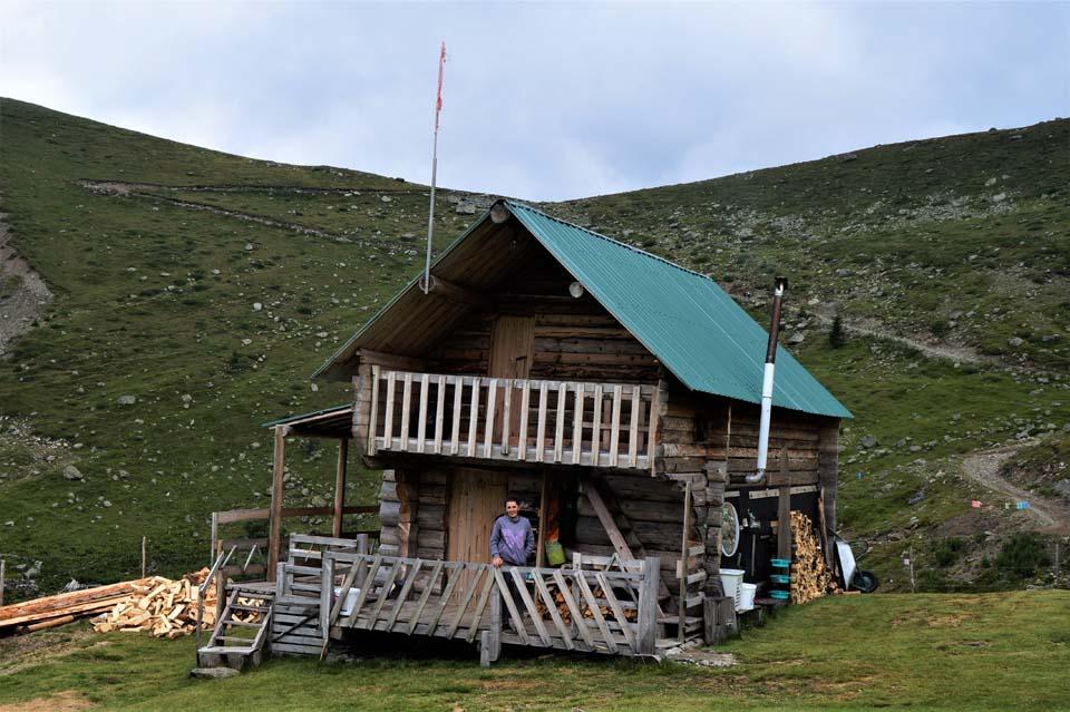 Milá teta nás volá na kávu Najvyšší vrch Kosova - Djeravica 2656 m.