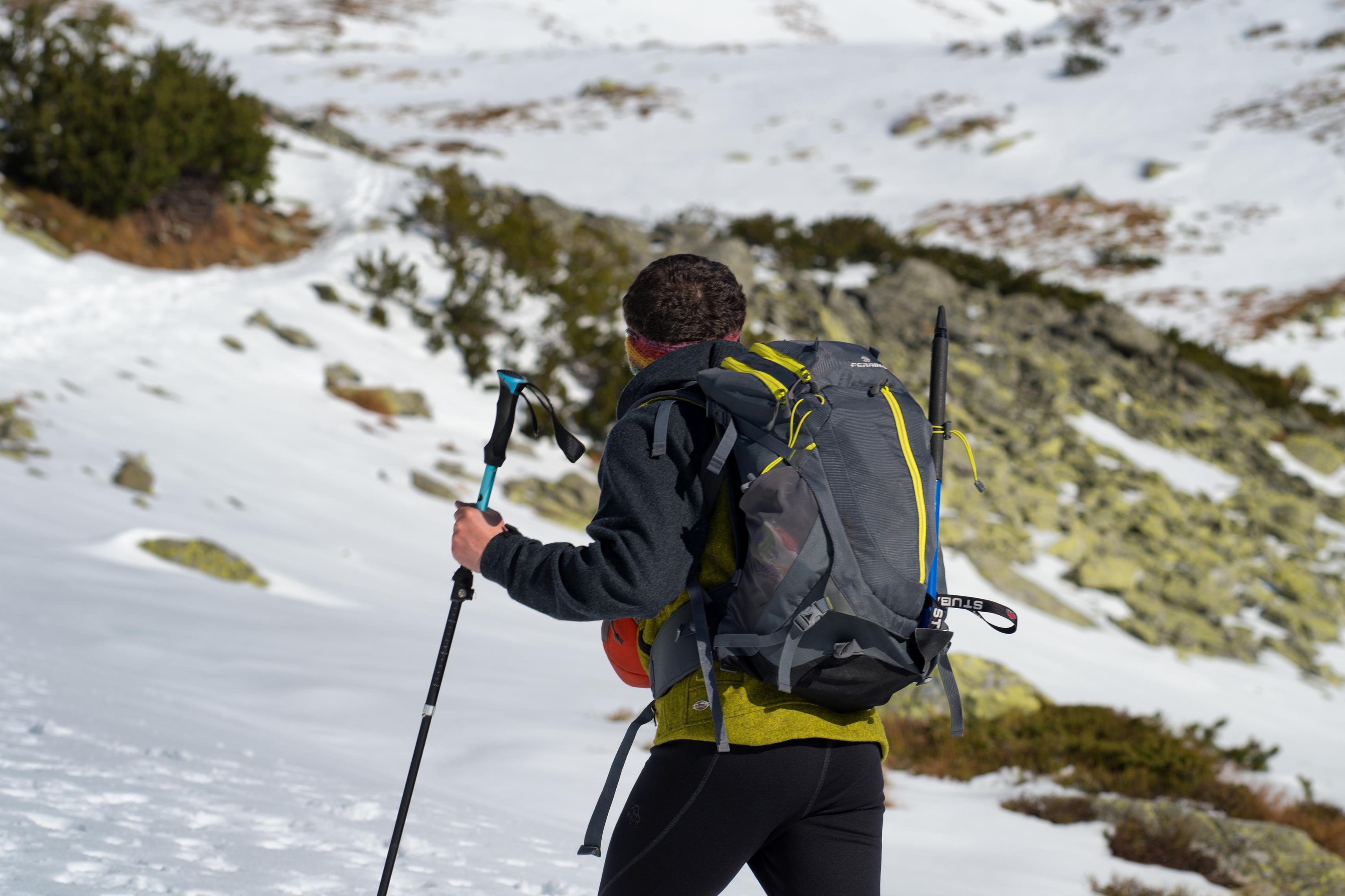 Pánska bunda Forester od Black hill outdoor v Západných Tatrách 02