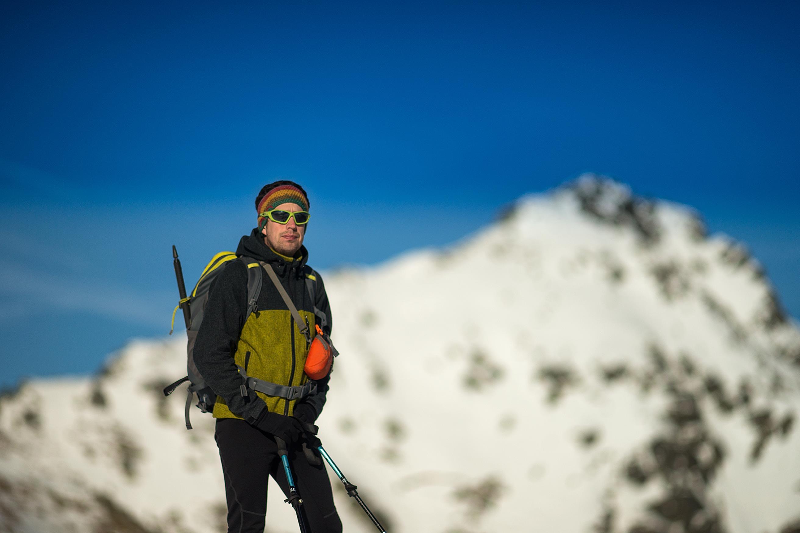 Pánska bunda Forester od Black hill outdoor v Západných Tatrách