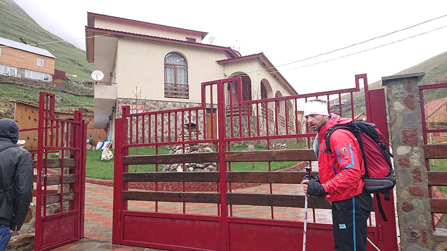 dedinka Juta a jediná reštaurácia
