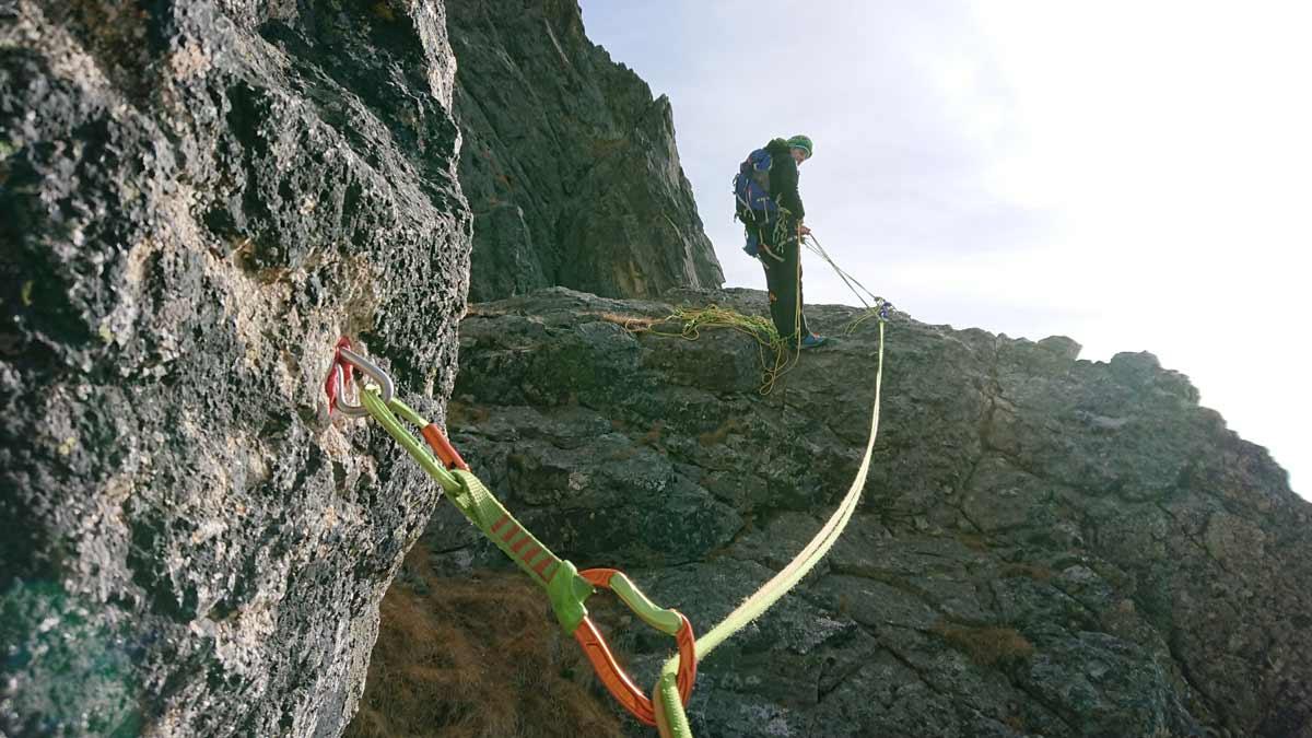Expresky z hôr 87 - Jubilejná horolezecká cesta na Velický Zub