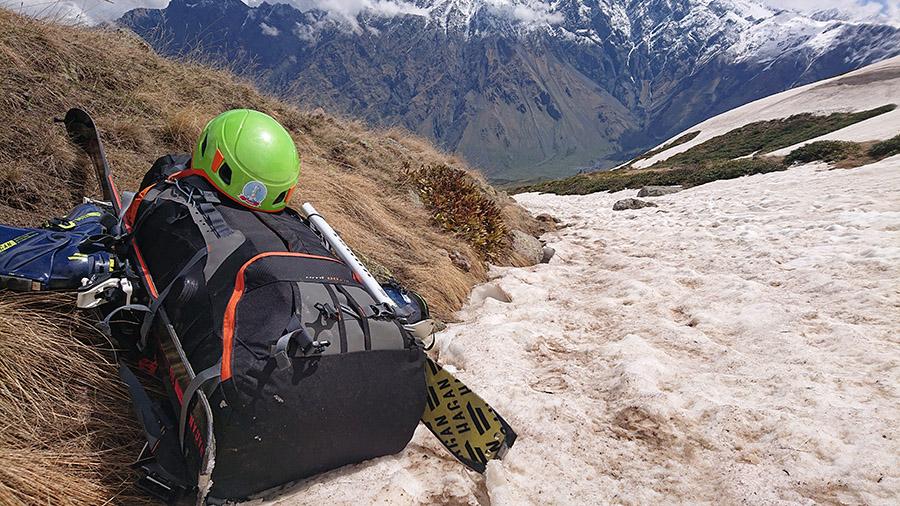 Veľký expedičný batoh Ferrino X.m.t. 80+10