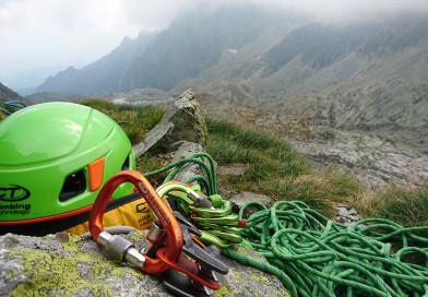 Outdoor recenzia: Horolezecká prilba Climbing Technology Orion