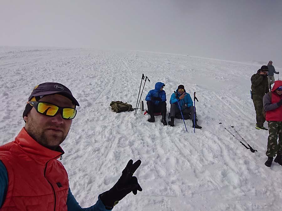 Aklimatizácia pod Elbrusom