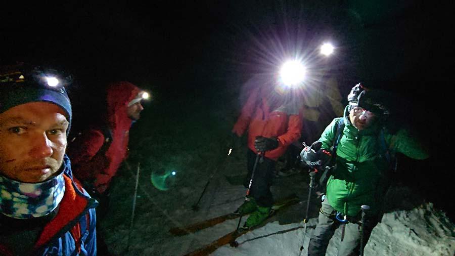 Dnešný deň je výstupový na Elbrus