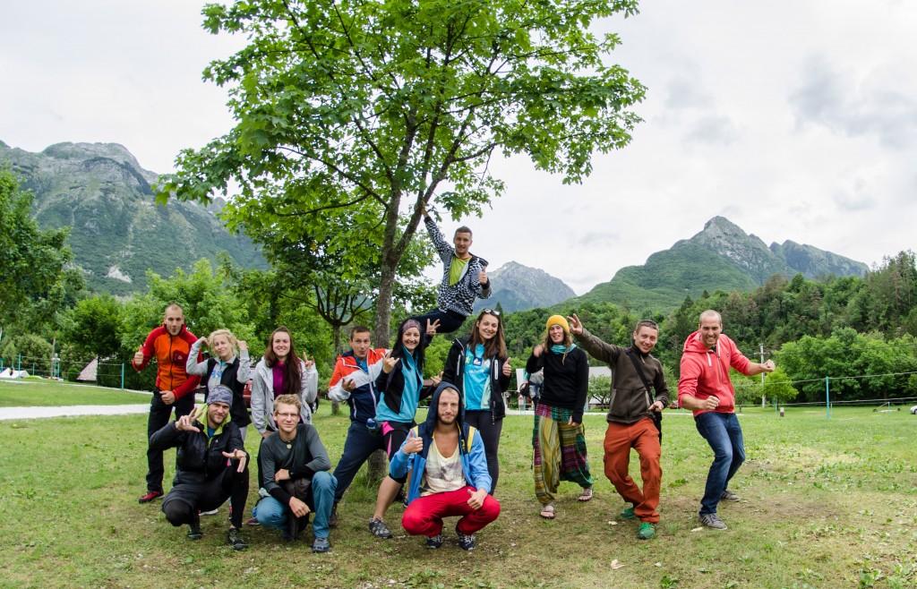 Slovinsko Multiactive Trip