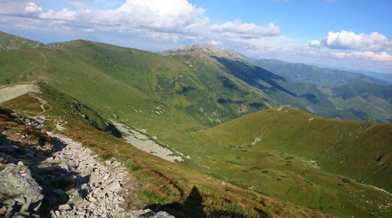 Hrebeňovka nízke tatry