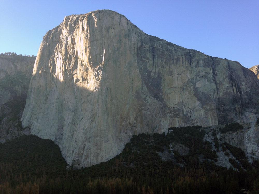 Expresky z hôr 38 - El Capitan, Yosemite, foto: Michael Levy, zdroj: rockandice.com