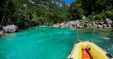 Slovinsko a julské Alpy na štyri dni