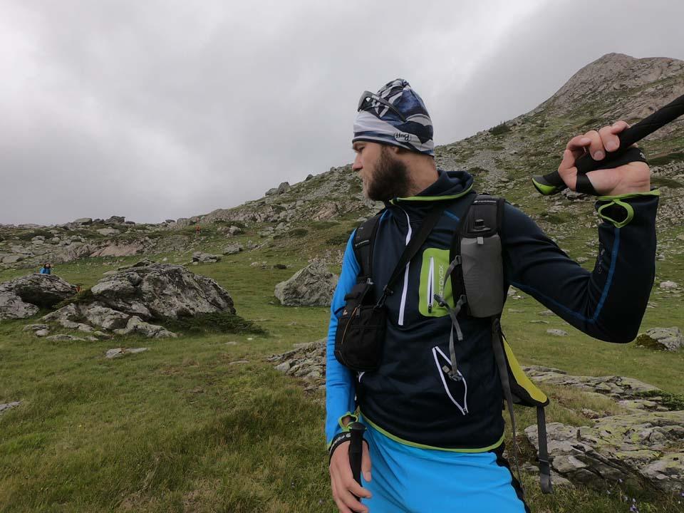 Kadiaľ to máme ísť? Najvyšší vrch Kosova - Djeravica 2656 m.