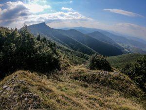 Hrebeňovka Lúčanskej Malej Fatry - zo Strečna po Kľak