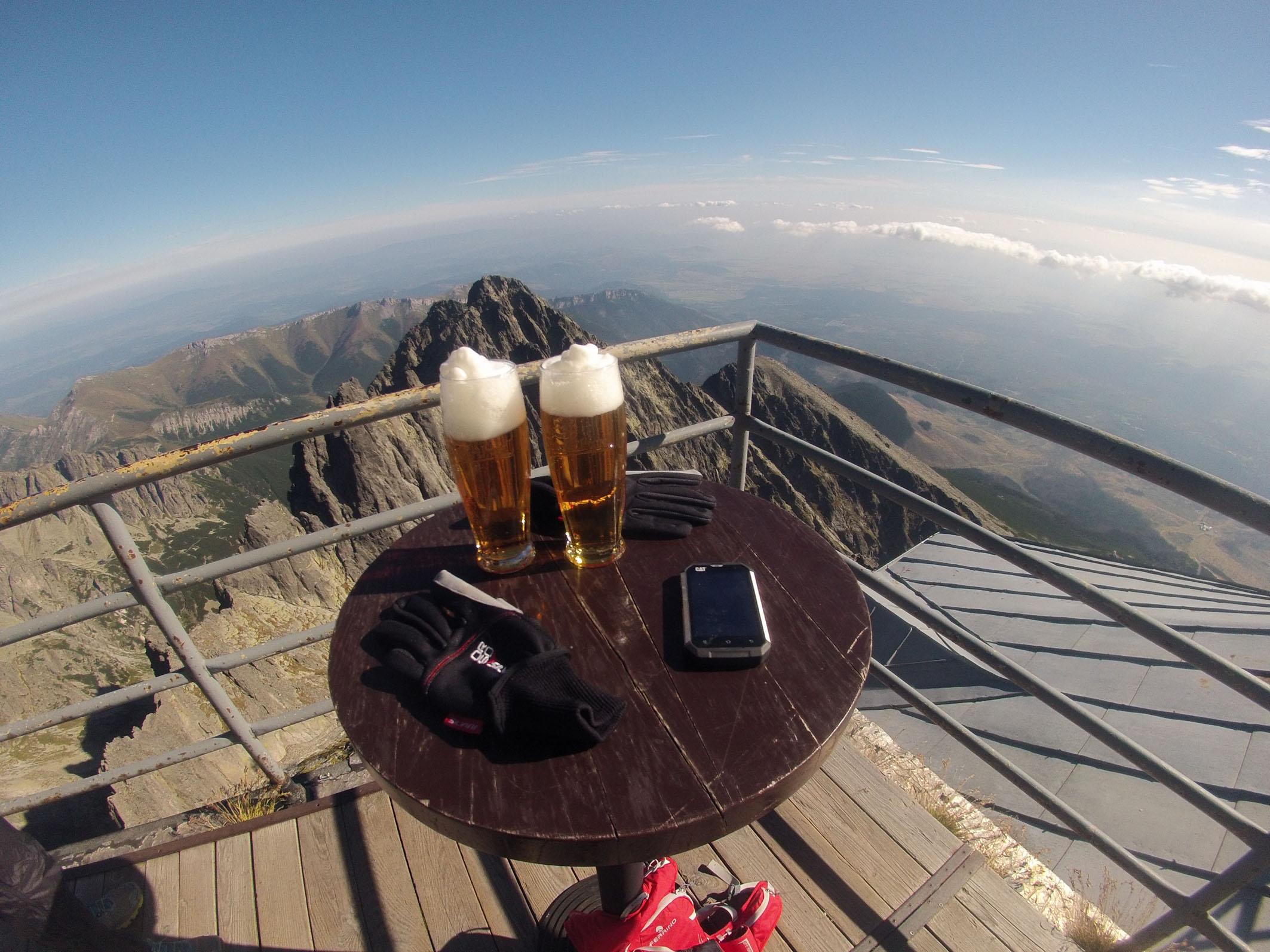Pivko na horách, platí to aj v tomto prípade ?